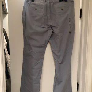 Vineyard vines men's grey chino pants